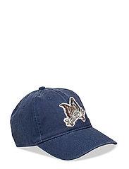 sunshade cap - DARK BLUE