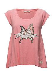 rock star t-shirt - LIGHT CANDY
