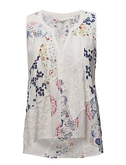 dressy blouse - OFFWHITE