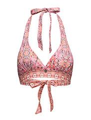 safety position bikini top - CANDY