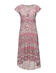 sway it long dress - SORBET PINK