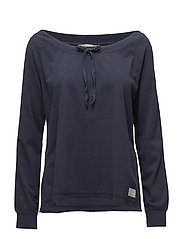primetime sweater - DARK BLUE