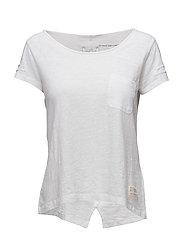 sneak peak t-shirt - BRIGHT WHITE
