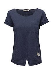 sneak peak t-shirt - DARK BLUE