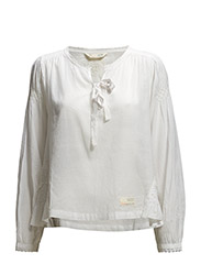 sparrow shirt - BRIGHT WHITE