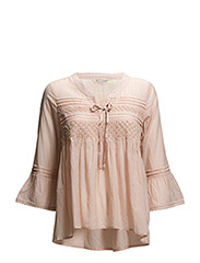 cloudy day blouse - LIGHT POWDER