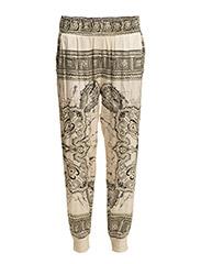 grassland trouser - PORCELAIN