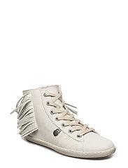 high five high sneakers - LIGHT PORCELAIN