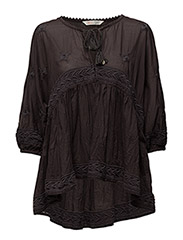 atmosphere blouse - ALMOST BLACK