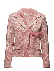 lovely knit jacket - LIGHT CANDY