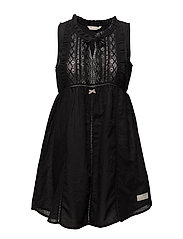 hang out dress - ALMOST BLACK