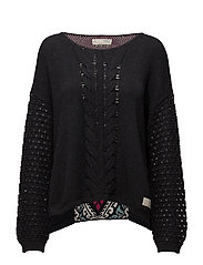 after light sweater - MULTI