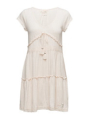 whiteness dress - SHELL