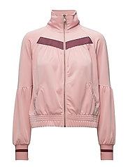 rose run jacket - BRIDAL ROSE