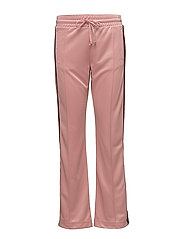 rose run pants - BRIDAL ROSE