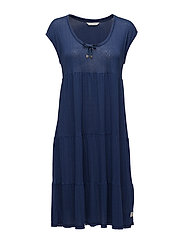 love tide dress - INDIGO