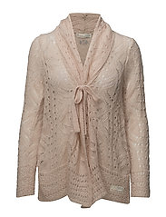 smashing cardigan - MISTY ROSE
