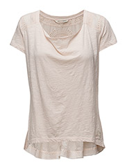hang loose s/s top - SHELL