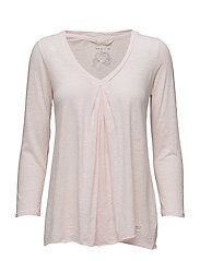 pick up l/s top - SOFT ROSE