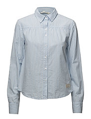 duet shirt - SKY BLUE
