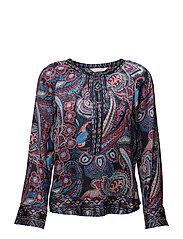 esemble l/s blouse - FRENCH NAVY