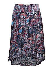 esemble skirt - FRENCH NAVY