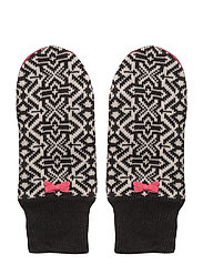 symphony mitten - ALMOST BLACK
