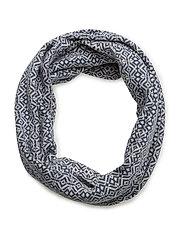 symphony tube scarf - DEEP BLUE