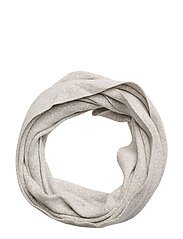symphony tube scarf - LIGHT GREY MELANGE