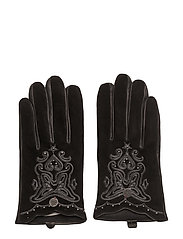 glow glove - ALMOST BLACK