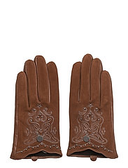 glow glove - COWBOY BROWN
