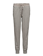 chill out trousers - LIGHT GREY MELANGE