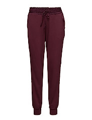 chill out trousers - PLUM
