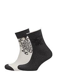 socky sock - CHALK