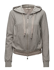 chill out jacket - LIGHT GREY MELANGE