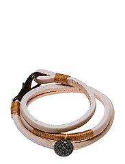 brace-let go bracelet - VINTAGE PINK