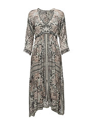 grace long dress - EARTH