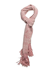 fling scarf - PINK POWDER