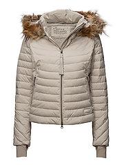 earth saver jacket - SHADOW