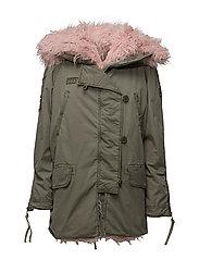 love affair jacket - FADED CARGO