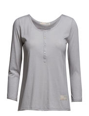 flamingo top - LIGHT GREY MELANGE