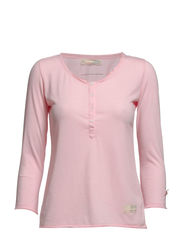 flamingo top - LIGHT PINK MELANGE