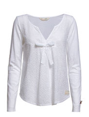 re-feel blouse - WHITE