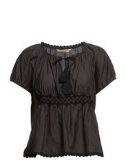 buffet blouse - ASPHALT