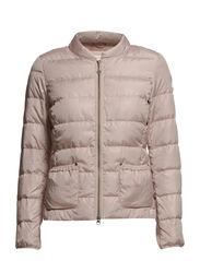 down-town jacket - PORCELAIN