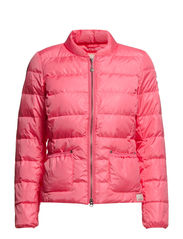 down-town jacket - WARM PINK
