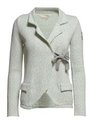 lovely knit jacket - JADE