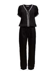 fadela jumpsuit - ALMOST BLACK