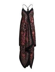 ida dress - MULTI