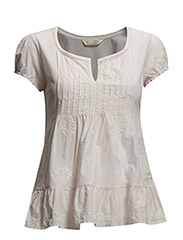 wow-girl blouse - ROSE